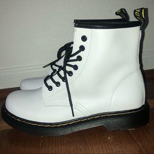 Shoes   Fake White Doc Martens   Poshmark